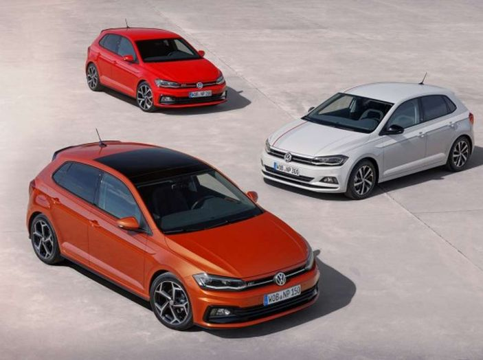 Nuova Volkswagen Polo 2018: dettagli, motori e allestimenti - Foto 17 di 24
