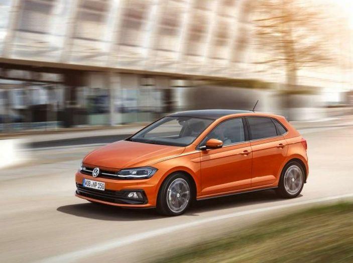 Nuova Volkswagen Polo 2018: dettagli, motori e allestimenti - Foto 4 di 24