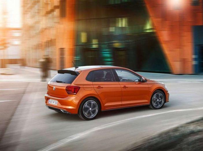 Nuova Volkswagen Polo 2018: dettagli, motori e allestimenti - Foto 5 di 24