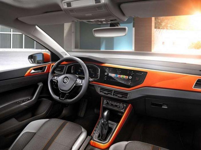 Nuova Volkswagen Polo 2018: dettagli, motori e allestimenti - Foto 18 di 24
