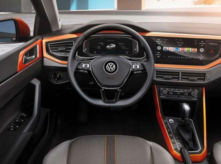 Nuova Volkswagen Polo 2018: dettagli, motori e allestimenti - Foto 8 di 21