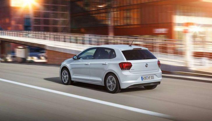 Nuova Volkswagen Polo 2018: dettagli, motori e allestimenti - Foto 20 di 24