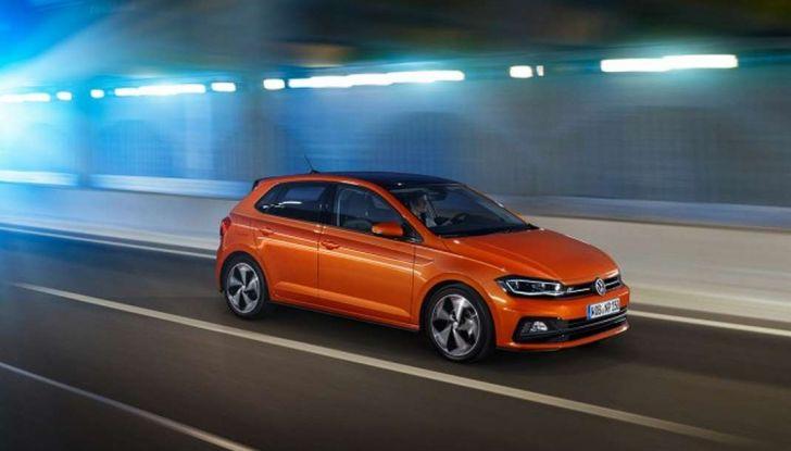 Nuova Volkswagen Polo 2018: dettagli, motori e allestimenti - Foto 10 di 24