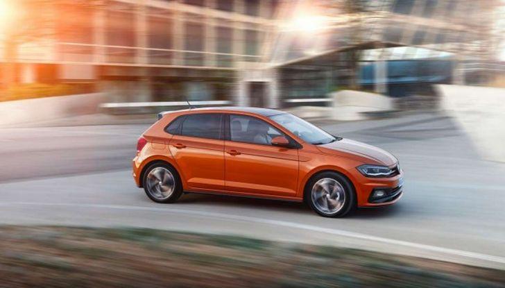 Nuova Volkswagen Polo 2018: dettagli, motori e allestimenti - Foto 22 di 24