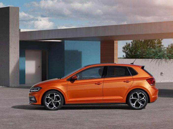 Nuova Volkswagen Polo 2018: dettagli, motori e allestimenti - Foto 8 di 24