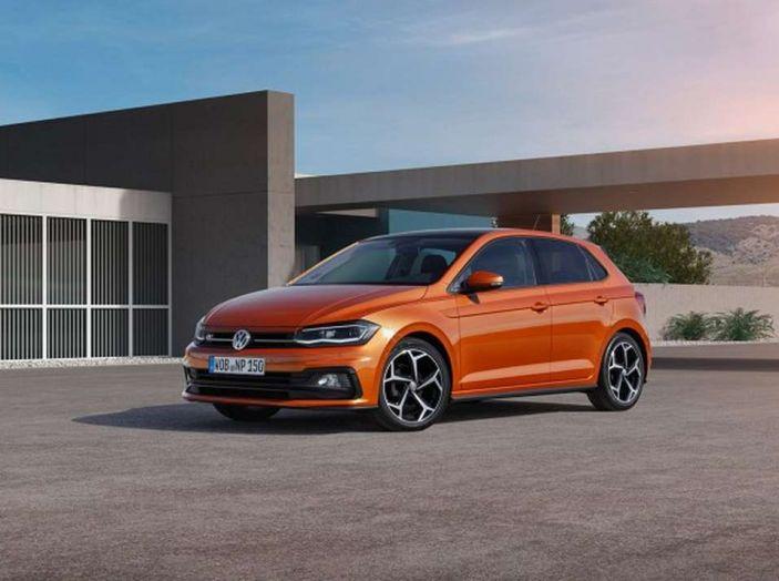 Nuova Volkswagen Polo 2018: dettagli, motori e allestimenti - Foto 6 di 24