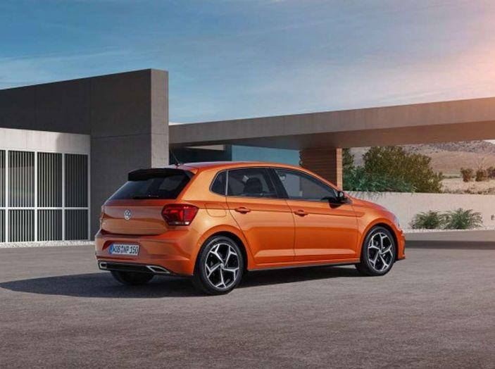 Nuova Volkswagen Polo 2018: dettagli, motori e allestimenti - Foto 9 di 24