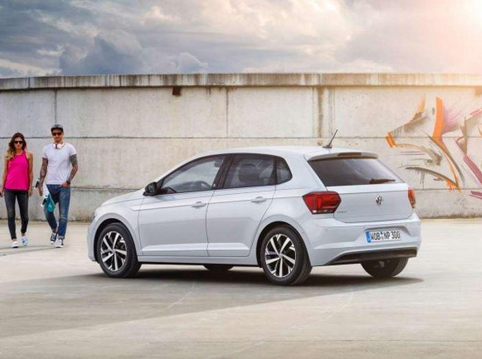 Nuova Volkswagen Polo 2018: dettagli, motori e allestimenti - Foto 11 di 21