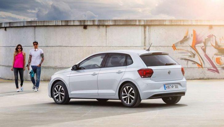 Nuova Volkswagen Polo 2018: dettagli, motori e allestimenti - Foto 14 di 24