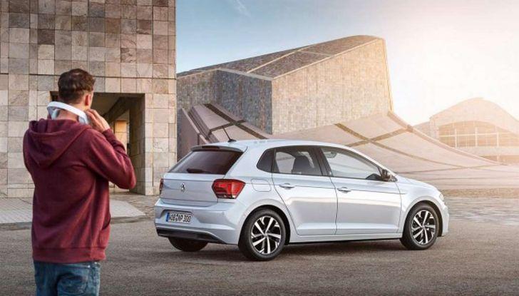 Nuova Volkswagen Polo 2018: dettagli, motori e allestimenti - Foto 16 di 24