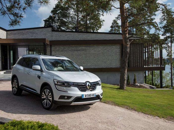 Nuovo Renault Koleos: prezzi, caratteristiche e consumi - Foto 1 di 18