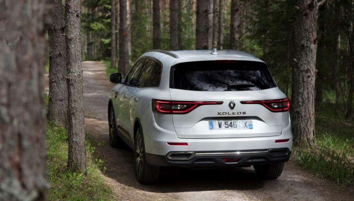 Nuovo Renault Koleos: prezzi, caratteristiche e consumi - Foto 10 di 18