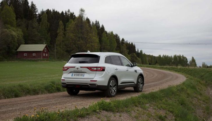 Nuovo Renault Koleos: prezzi, caratteristiche e consumi - Foto 11 di 18