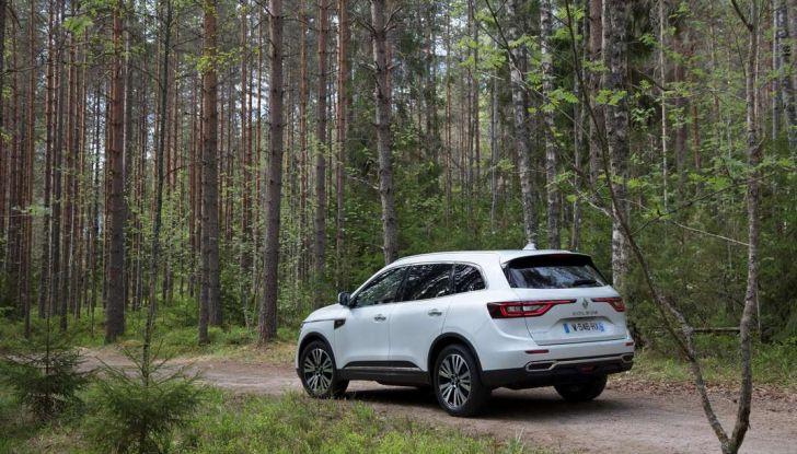 Nuovo Renault Koleos: prezzi, caratteristiche e consumi - Foto 12 di 18