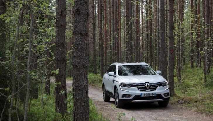 Nuovo Renault Koleos: prezzi, caratteristiche e consumi - Foto 13 di 18