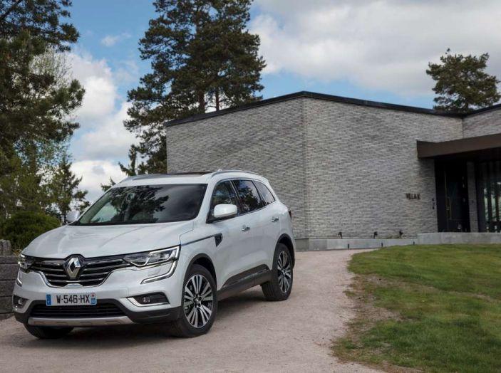 Nuovo Renault Koleos: prezzi, caratteristiche e consumi - Foto 17 di 18
