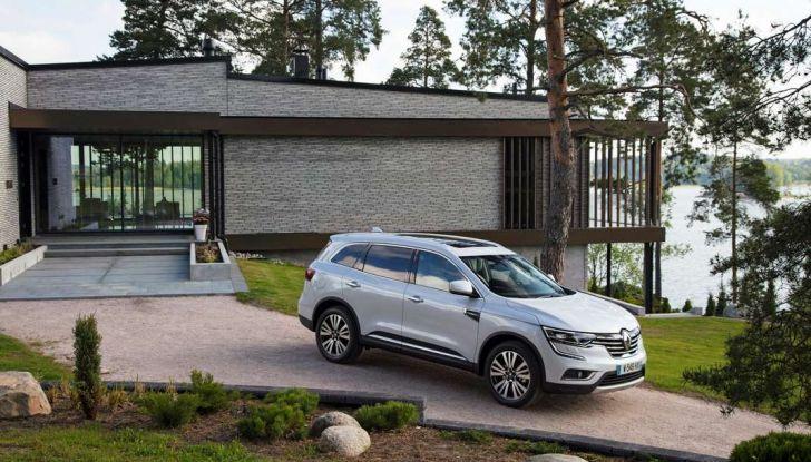 Nuovo Renault Koleos: prezzi, caratteristiche e consumi - Foto 18 di 18