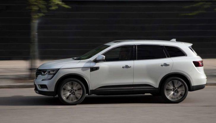 Nuovo Renault Koleos: prezzi, caratteristiche e consumi - Foto 2 di 18