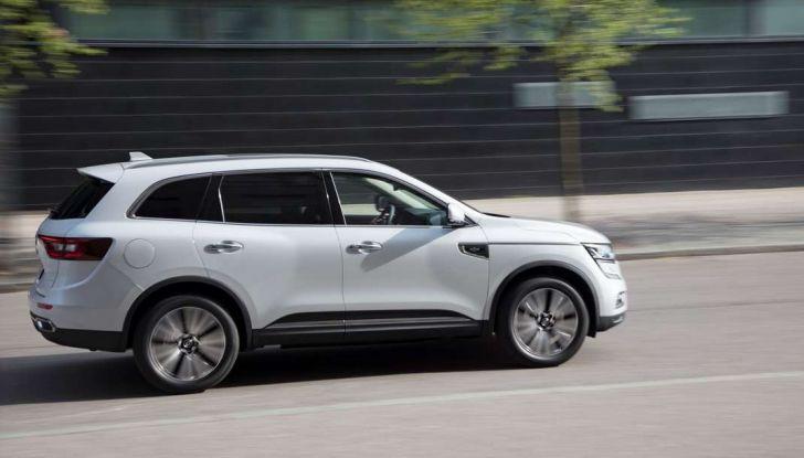 Nuovo Renault Koleos: prezzi, caratteristiche e consumi - Foto 4 di 18