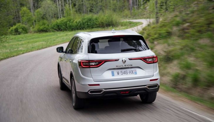 Nuovo Renault Koleos: prezzi, caratteristiche e consumi - Foto 6 di 18
