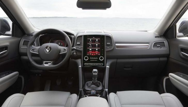 Nuovo Renault Koleos: prezzi, caratteristiche e consumi - Foto 8 di 18