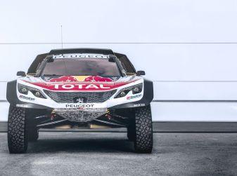 Peugeot toglie il velo alla nuova 3008DKR