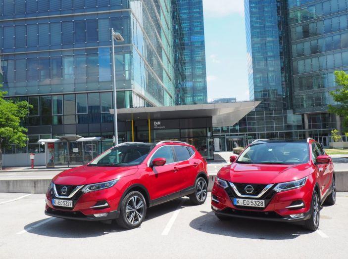 Nissan Qashqai in promozione da 19.250 Euro con formula Intelligent Bonus - Foto 23 di 46