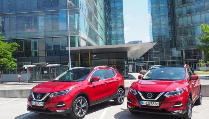 Nissan Qashqai in promozione: da 19.250€ con rate da 189€ al mese - Foto 23 di 46