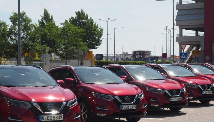 Nissan Qashqai in promozione: da 19.250€ con rate da 189€ al mese - Foto 11 di 46