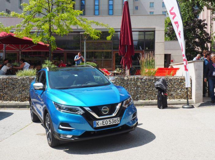 Nuova Nissan Qashqai 2017: prova su strada, nuovi motori e più comfort - Foto 4 di 46