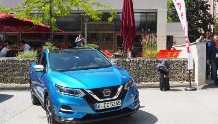 Nissan Qashqai in promozione: da 19.250€ con rate da 189€ al mese - Foto 4 di 46