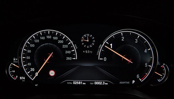 Nuova BMW Serie 5 Touring: Business Class su quattro ruote - Foto 17 di 31