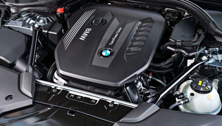 Nuova BMW Serie 5 Touring: Business Class su quattro ruote - Foto 12 di 31