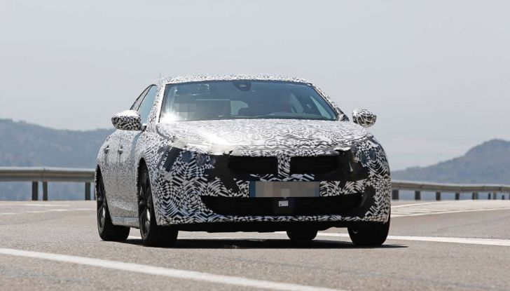 Peugeot 508 2018 immagini e dettagli - Foto 6 di 11