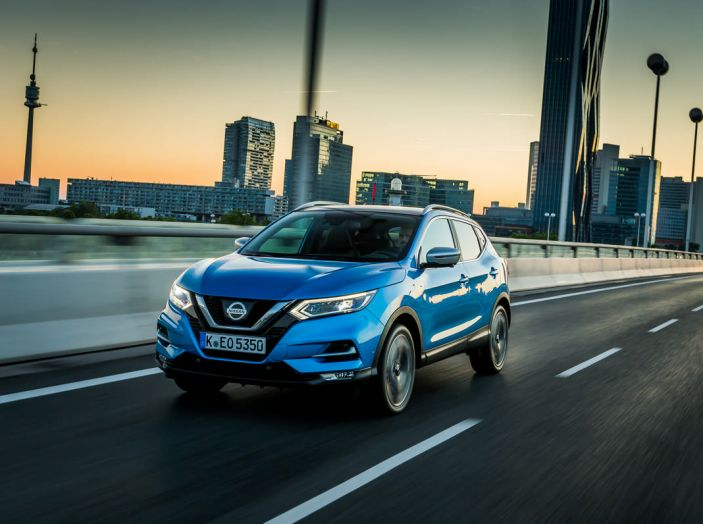 Nuova Nissan Qashqai 2017: prova su strada, nuovi motori e più comfort - Foto 2 di 46