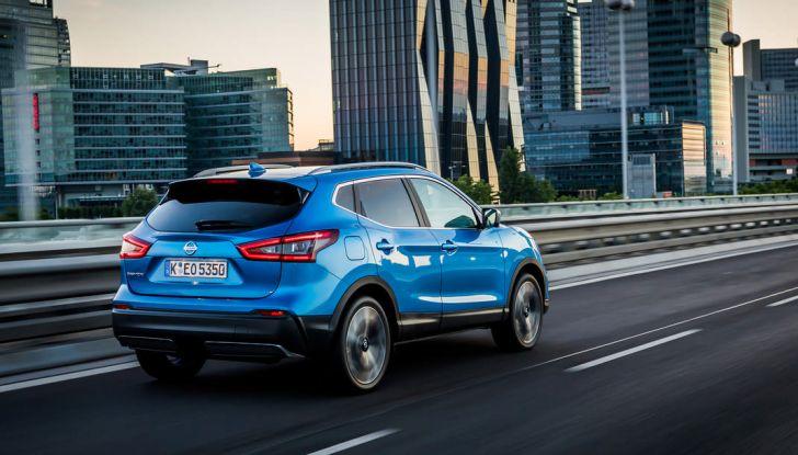 Nissan Qashqai in promozione: da 19.250€ con rate da 189€ al mese - Foto 5 di 46