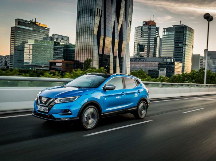 Nuova Nissan Qashqai 2017: prova su strada, nuovi motori e più comfort - Foto 6 di 46