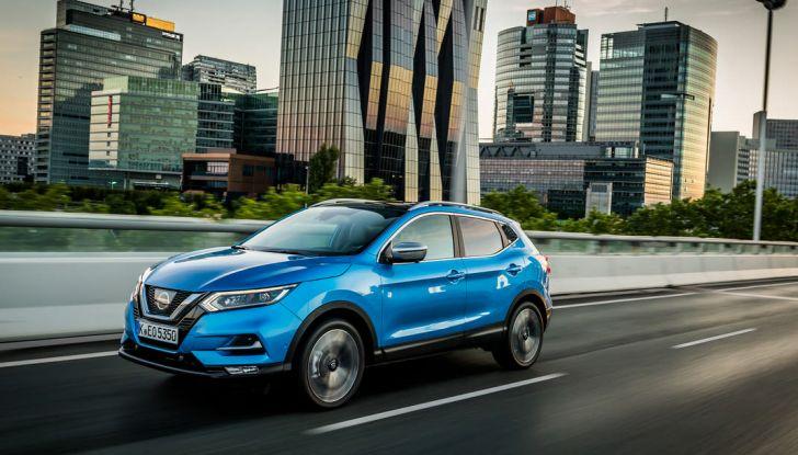 Nissan Qashqai in promozione da 19.250 Euro con formula Intelligent Bonus - Foto 6 di 46