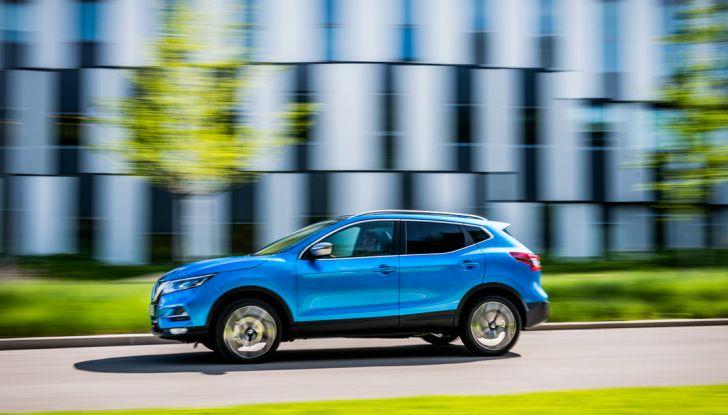 Nissan Qashqai in promozione: da 19.250€ con rate da 189€ al mese - Foto 9 di 46