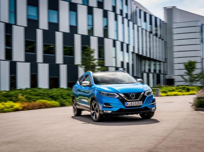 Nissan Qashqai in promozione da 19.250 Euro con formula Intelligent Bonus - Foto 13 di 46