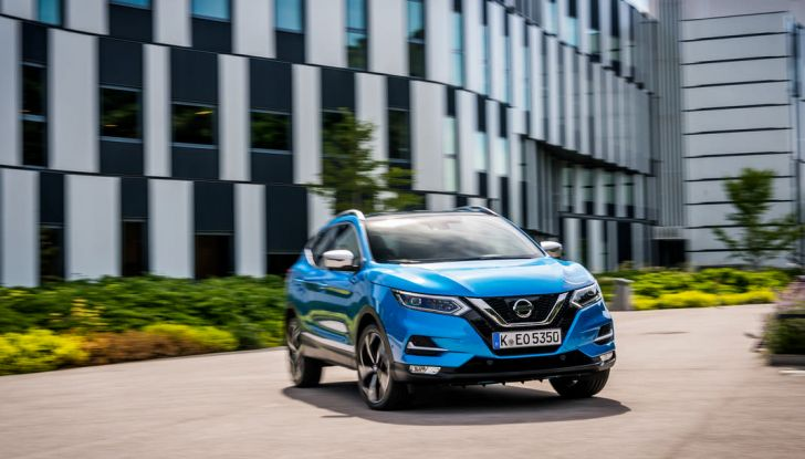 Nissan Qashqai in promozione: da 19.250€ con rate da 189€ al mese - Foto 13 di 46