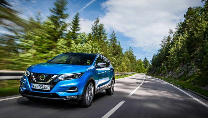 Nissan Qashqai in promozione da 19.250 Euro con formula Intelligent Bonus - Foto 14 di 46
