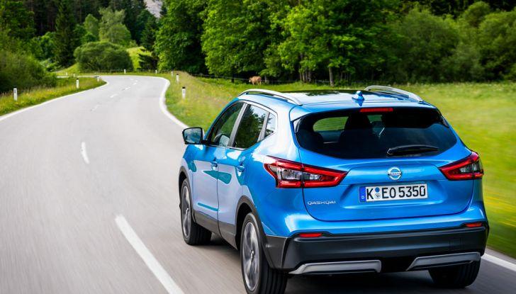 Nissan Qashqai in promozione: da 19.250€ con rate da 189€ al mese - Foto 15 di 46