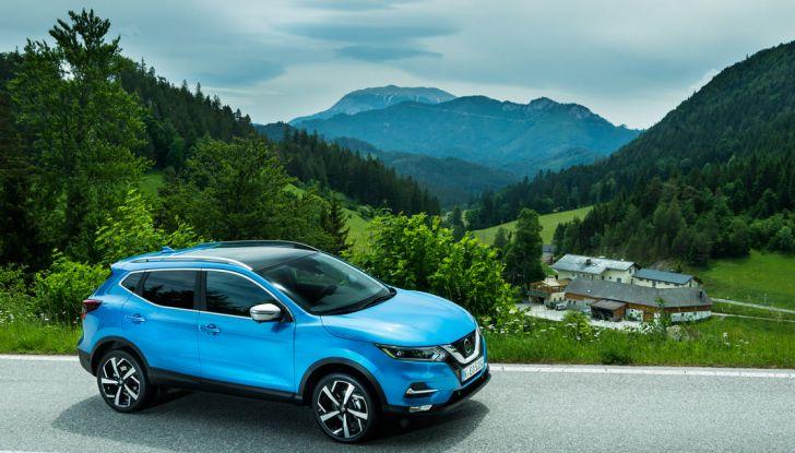 Nissan Qashqai in promozione da 19.250 Euro con formula Intelligent Bonus - Foto 16 di 46