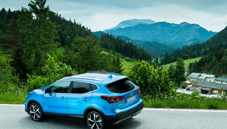 Nissan Qashqai in promozione: da 19.250€ con rate da 189€ al mese - Foto 17 di 46
