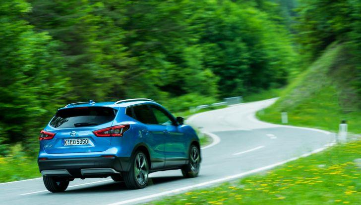 Nissan Qashqai in promozione: da 19.250€ con rate da 189€ al mese - Foto 19 di 46