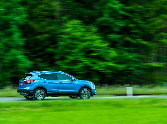 Nuova Nissan Qashqai 2017: prova su strada, nuovi motori e più comfort - Foto 20 di 46