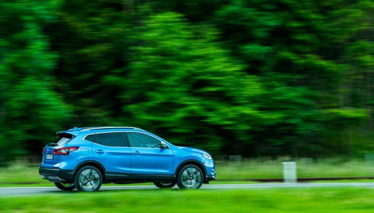 Nissan Qashqai in promozione da 19.250 Euro con formula Intelligent Bonus - Foto 20 di 46