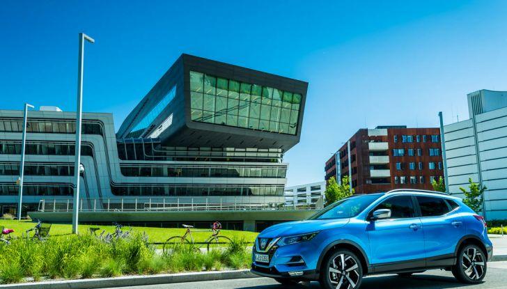 Nissan Qashqai in promozione: da 19.250€ con rate da 189€ al mese - Foto 3 di 46