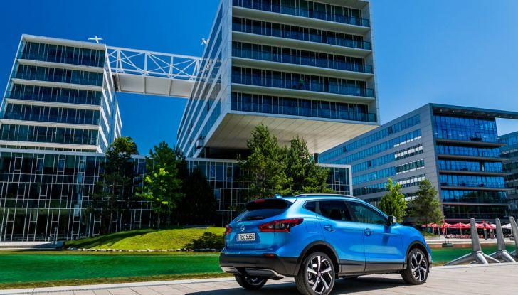 Nissan Qashqai in promozione: da 19.250€ con rate da 189€ al mese - Foto 21 di 46